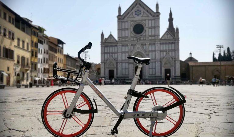 Muoversi a Firenze 2: Mobike Firenze
